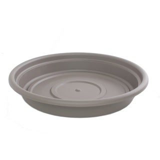 Bloem Dura Cotta Peppercorn Planter Saucer (Pack of 12)