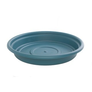 Bloem Dura Cotta Turbulent Planter Saucer (Pack of 24)