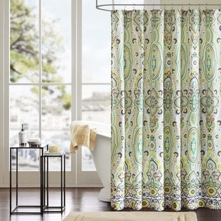 Intelligent Design Ellie Shower Curtain