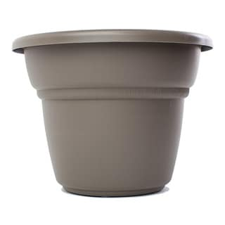 Bloem Milano Peppercorn Planter (Pack of 6)