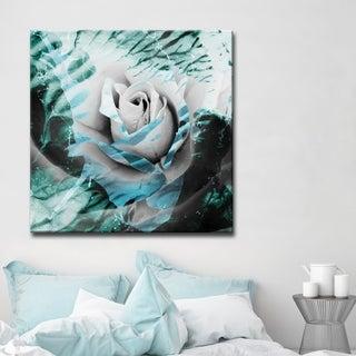 Ready2HangArt 'Painted Petals XLVIII' Canvas Wall Art