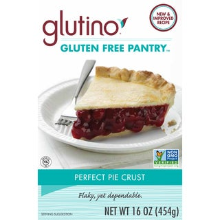 Gluten Free Pantry 20.1-ounce Perfect Pie Crust Mix (Pack of 4)