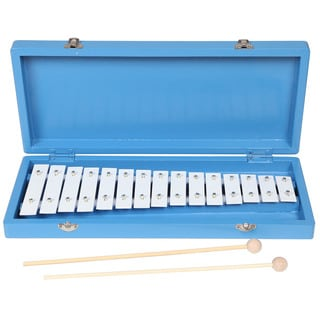X8 Drums Student Xylophone with Case and Mallets (Taiwan)