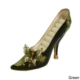 Butterfly Porcelain Rings Holder Shoe (3 options available)