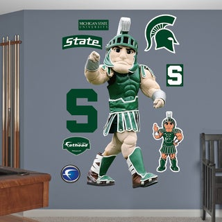 Fathead Michigan State Mascot Wall Decals