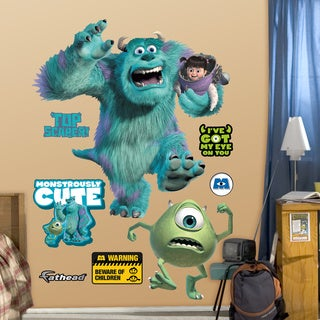 Fathead Monsters, Inc. Wall Decals