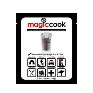 Magic Cook 20-gram Heat Pack Refill (Pack of 5)
