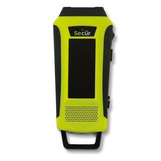 Secur Products SP-2002 Digital Solar DynamoNOAA Weather Radio