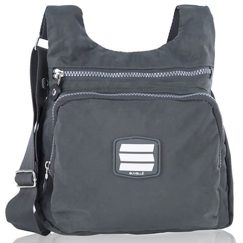 Suvelle 9288 City Travel Small Crossbody Bag