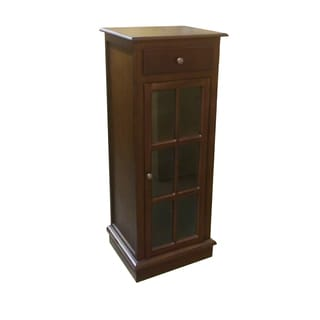 D-Art Mahogany Wood Book Cabinet (Indonesia)
