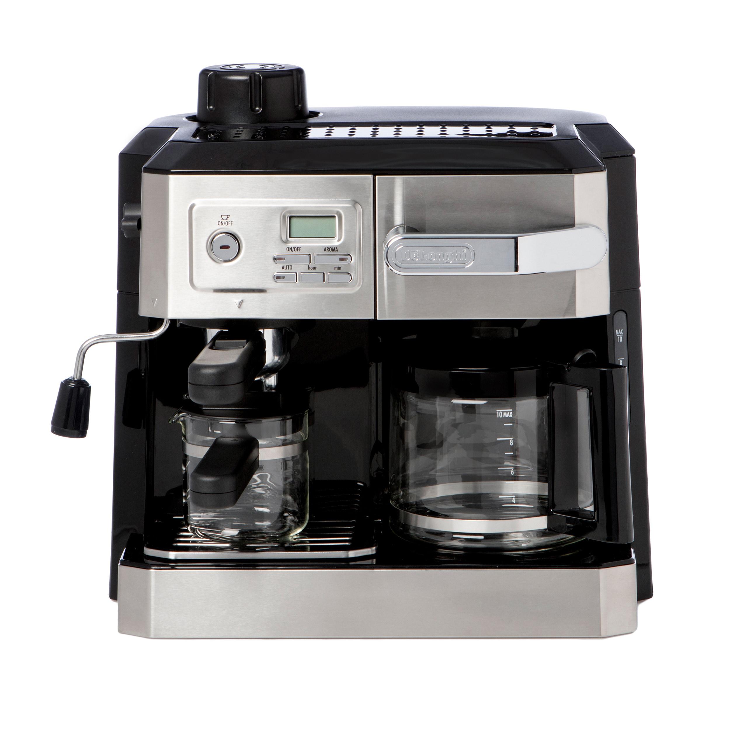 cappucino espresso machine maker coffee delonghi bar latte. Black Bedroom Furniture Sets. Home Design Ideas