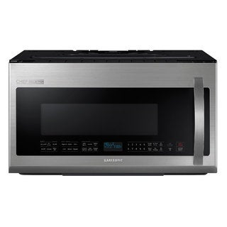 Samsung ME21H9900AS2 Stainless Steel Over-the-Range Microwave