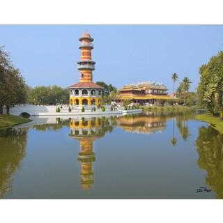 Stewart Parr 'Summer Palace in Thailand' Unframed Photo Print