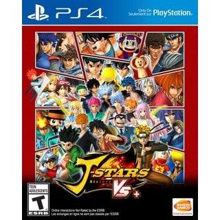 PS4 - J-STARS Victory VS+