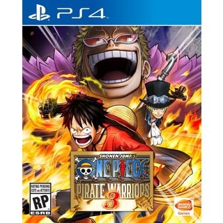 PS4 - One Piece: Pirate Warriors 3