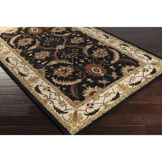 Hand-Tufted Bethany New Zealand Wool Indoor Rug (8' x 11')