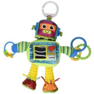 Lamaze Play and Grow Rusty The Robot