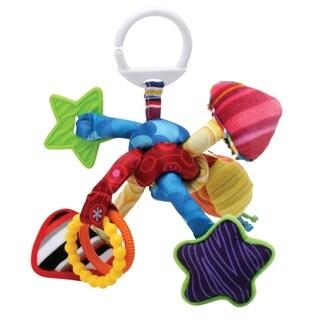 Lamaze Tug and Play Activity Knot Take Along Toy