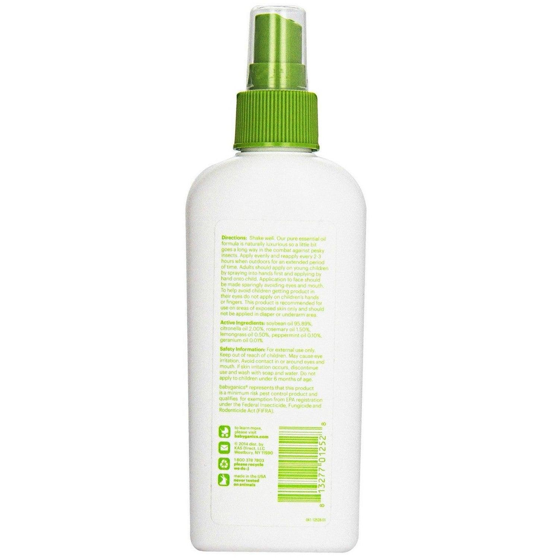 Shop Babyganics Shoo Fly Bye Deet Natural Insect Repellent 6