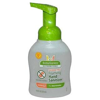 BabyGanics Alcohol-free Foaming Hand Sanitizer 8.45-ounce - Tangerine