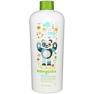 BabyGanics Germinator Foaming Hand Sanitizer Eco Refill 16-ounce (Fragrance-free)