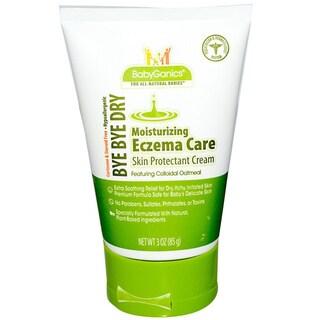 BabyGanics Bye Bye Dry Eczema Lotion 3-ounce