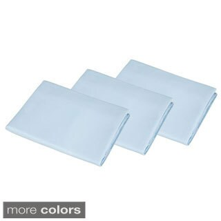 American Baby Company 100-percent Cotton Percale Crib Sheet (Pack of 3)