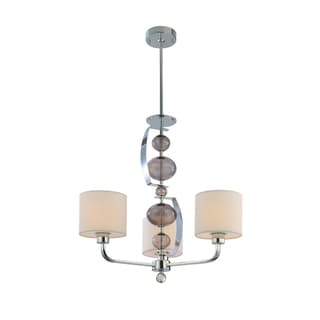 Troy Lighting Fizz 3-light Chandelier