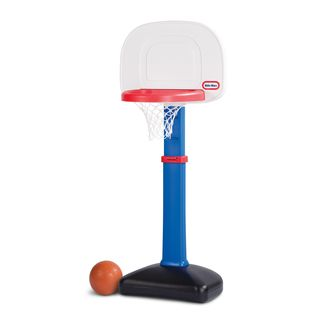 Little Tikes TotSports Easy Score Basketball Set - Blue - 22.00''L x 23.75''W x 61.00''H