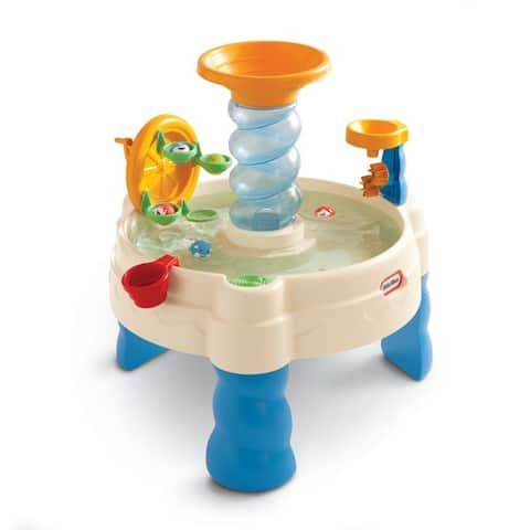 Little Tikes Spiralin' Seas Waterpark - 29.00''L x 29.00''W x 31.50''H