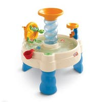 Little Tikes Spiralin' Seas Waterpark - 29.00''L x 29.00''W x 31.50''H