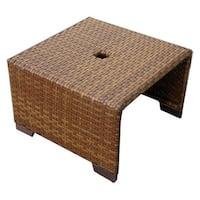 Panama Jack St Barths Coffee Table with Umbrella Hole