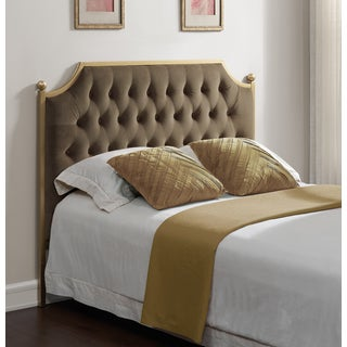 Victorian Tufted Queen-size Headboard