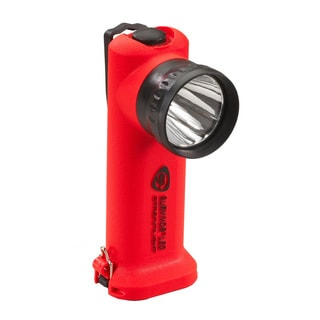 Survivor LED Flashlight (Orange Rechargeable)