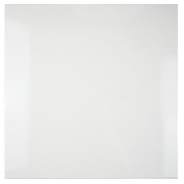 Shop Somertile 17 875x17 875 Inch Pianoforte White Ceramic
