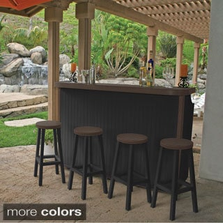Greenwood Huntington 5-piece Big Bar Set with Two-Tone Finish
