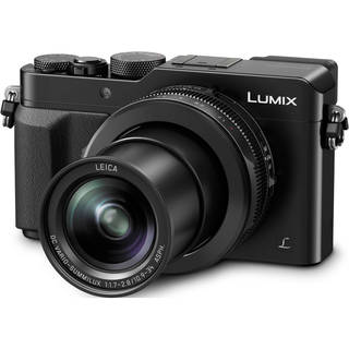 Panasonic Lumix DMC-LX100 12.8MP Black Digital Camera