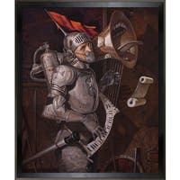 Adrian Borda Requiem for Peace Framed Fine Art Print