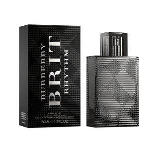 Burberry Brit Rhythm Men's 0.17-ounce Eau de Toilette Miniature Splash