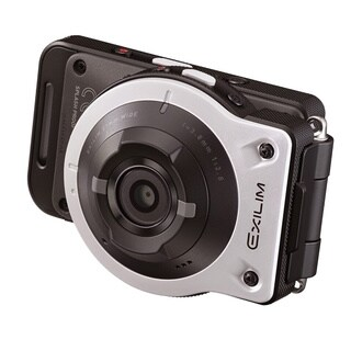 Casio Freestyle 14MP White Digital Camera