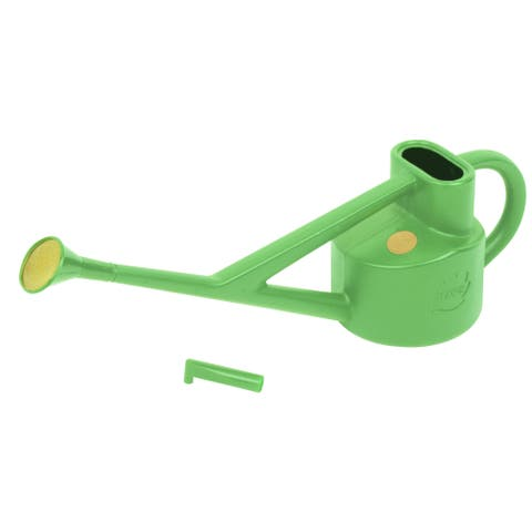 English Garden Haws Conservatory 0.6 Gallon Outdoor Plastic Watering Can