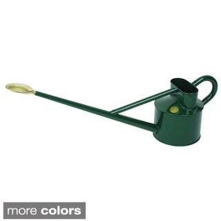 English Garden Haws Professional 1.2 Gallon Outdoor Metal Watering Can