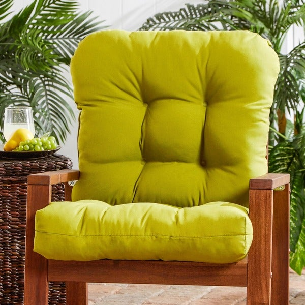 Kiwi Outdoor Seat Back Chair Cushion Free Shipping Today