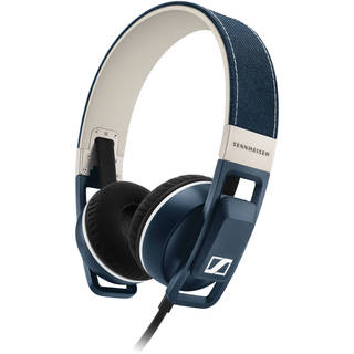 Sennheiser Urbanite On-Ear Denim Earphones  (Apple iOS)