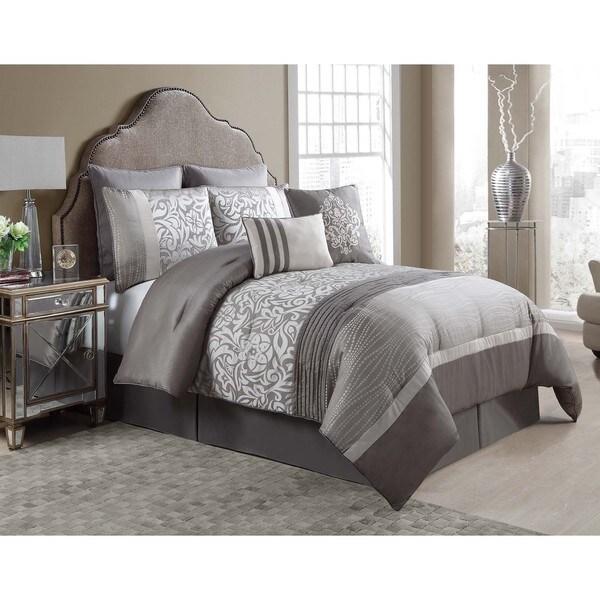 VCNY Arcadia 8-piece Comforter Set