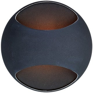 Wink Black Metal 1-light Wall Sconce