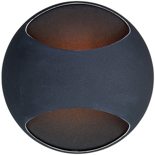 Link to Wink Black Metal 1-light Wall Sconce Similar Items in Sconces