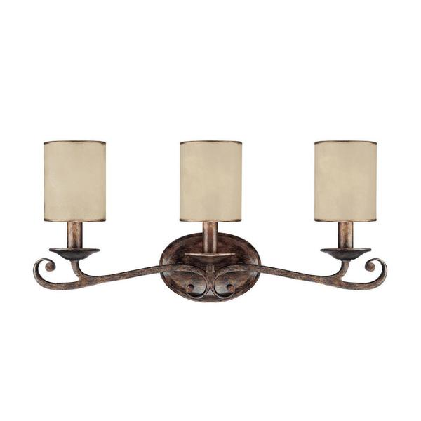 Reserved For Jacquidowd Rustic Lighting With Vintage Rustic: Shop Capital Lighting Reserve Collection 3-light Rustic
