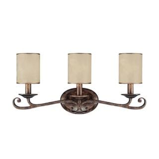 Shop Capital Lighting Reserve Collection 3 Light Rustic