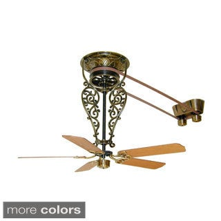 Fanimation Bourbon Street Long Neck Ceiling Fan
